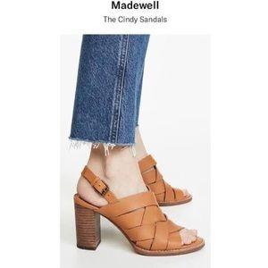 Madewell Cindy Block Heel Slingback